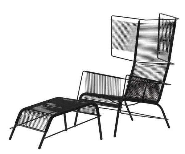 fauteuils et poufs cerezo. Black Bedroom Furniture Sets. Home Design Ideas