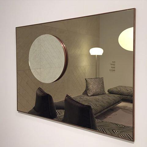 Emejing miroirs design contemporain photos - Amenagement contemporain ...