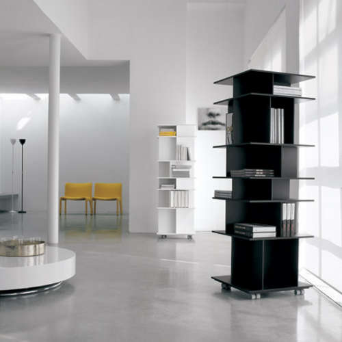 l ments composables biblioth ques cerezo. Black Bedroom Furniture Sets. Home Design Ideas