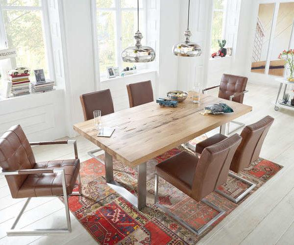 tables de repas cerezo. Black Bedroom Furniture Sets. Home Design Ideas