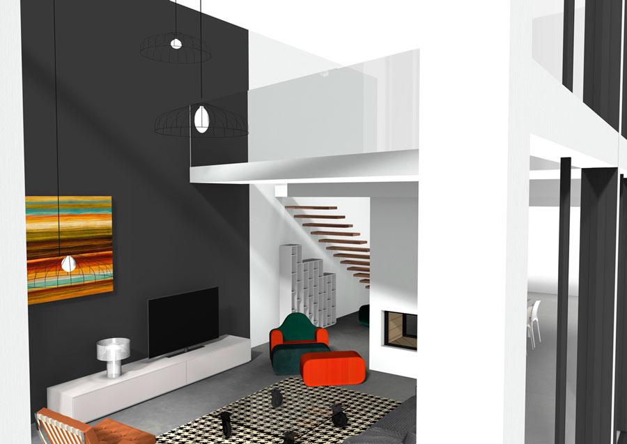 amnagement espace trendy amenagement petits espaces beautiful amenagement petit espace with. Black Bedroom Furniture Sets. Home Design Ideas