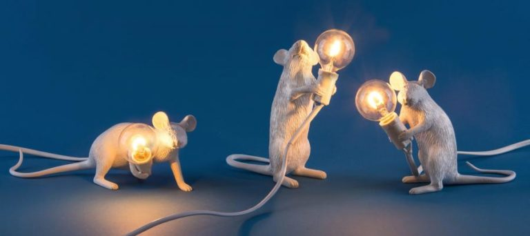 Lampe Mouse