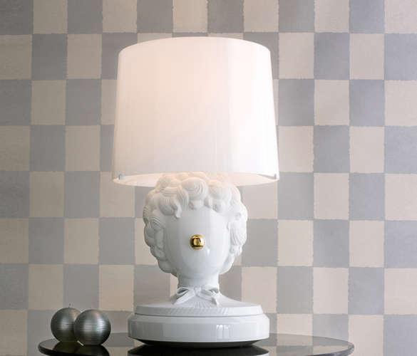 Lampe clown