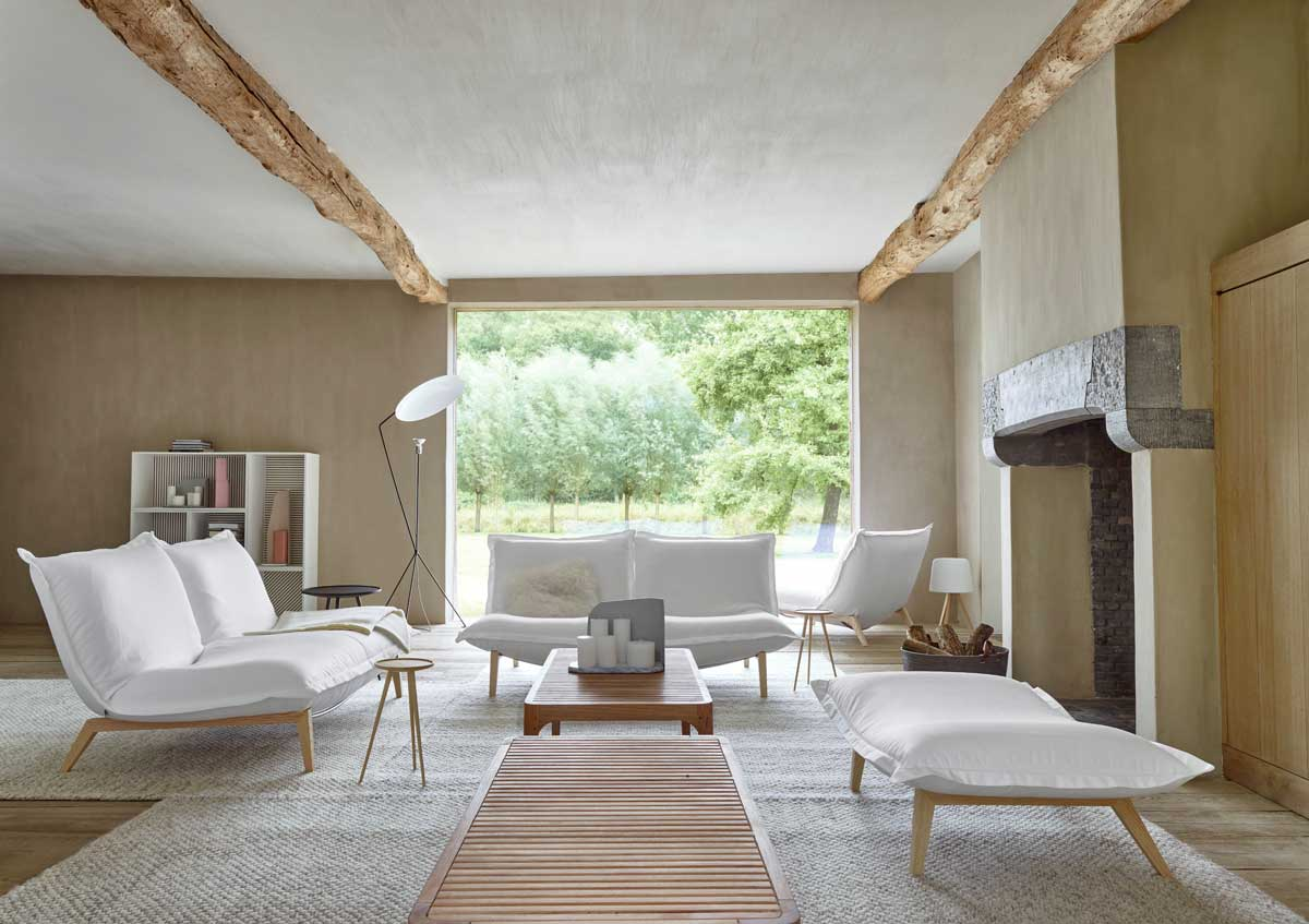 Cerezo meubles decoration amenagement interieur design contemporain toulouse salon chaise canape for Interieur design canape
